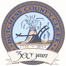 Dutchess County Clerk - 300th Anniversary logo