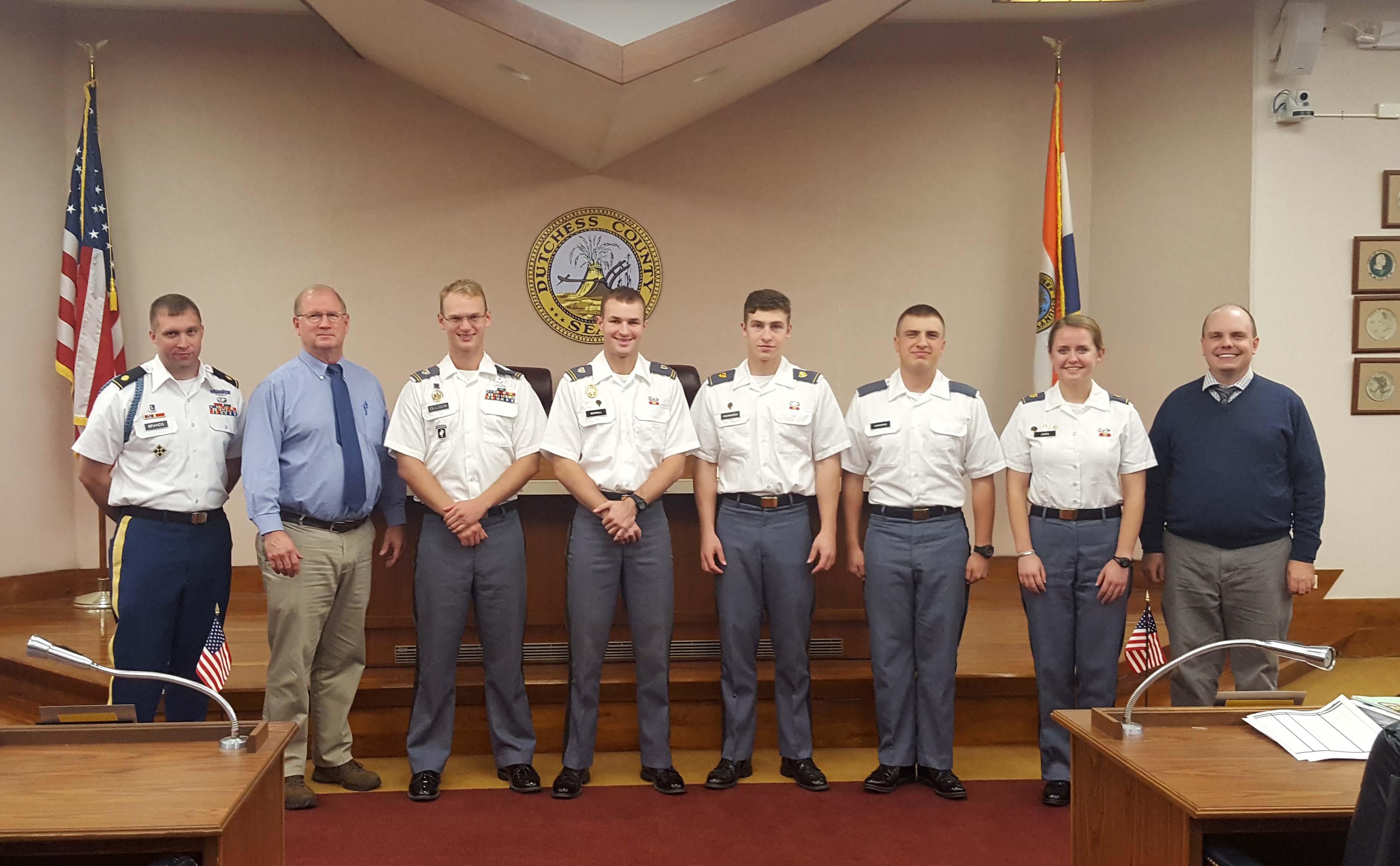 cadet image