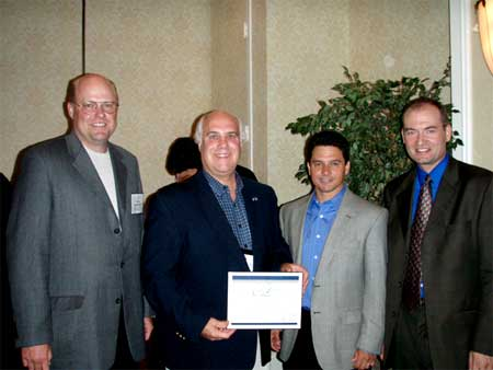 County Executive Steinhaus at the Digital Counties Survey Award Winners Reception - photo 1