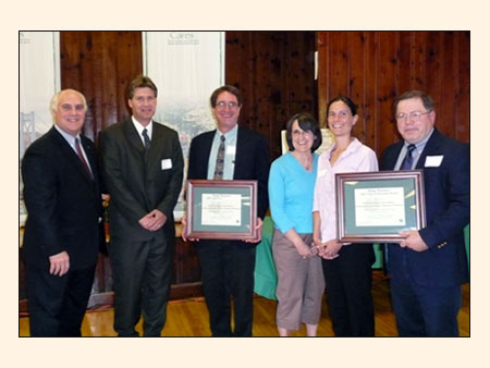 County Executive Presents the 2007 Green Achievement Award in Education Category - photo 1