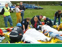 Emergency Preparedness Disaster Drill