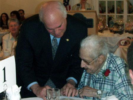 County Executive Steinhaus Honors Seniors - photo 2