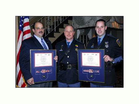 STOP-DWI Program Coordinator Receives Award  - photo 1