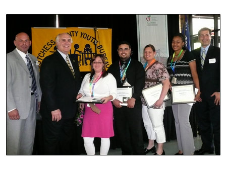 2008 County Executive Youth Excellence Award Recipients - photo 1