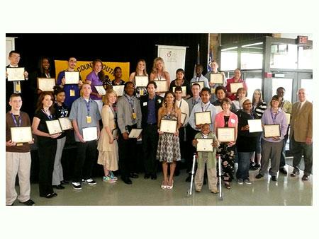 Steinhaus Celebrates Youth Achievement  - photo 1