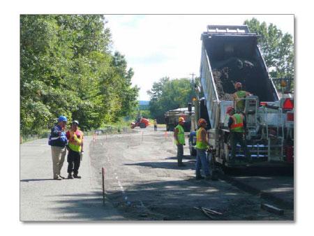 Paving Work on DRT in East Fishkill  - photo 1