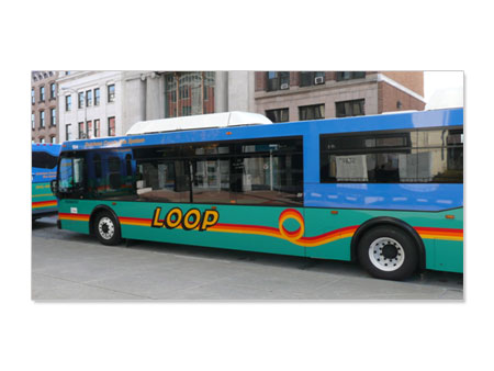 New LOOP Hybrid Buses - photo 3