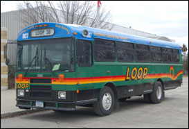 LOOP Bus Image