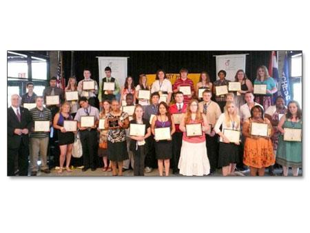 2010 Youth Achievement Award Recipients - photo 1