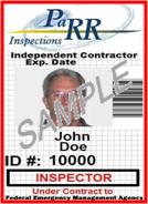 FEMA Badge image
