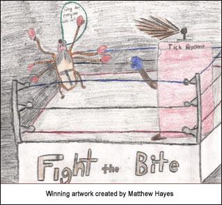 Artwork by Matthew Hayes image