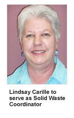 Lindsay Carille Solid Waste Coordinator image