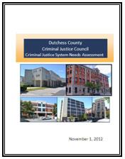 Criminal Justice Needs Assessment image