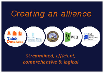 Creating and alliance image