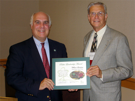 Parks & Trails New York Honors County Executive Steinhaus For Statewide Award - photo 1