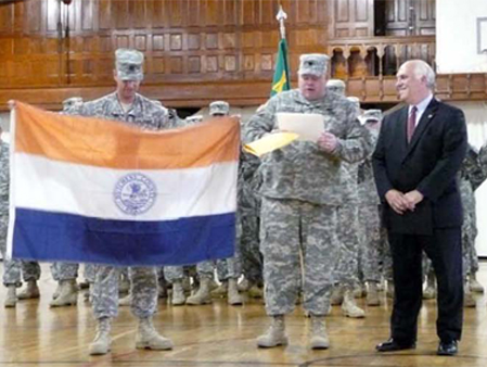 Dutchess County Welcomes Troops Home - photo 3