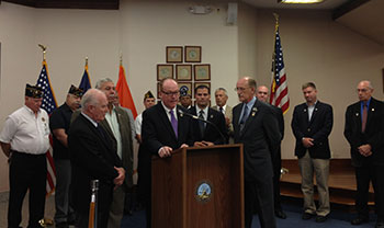 DC designated as Purple Heart County image