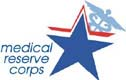 Medical Reserve Corps logo