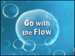 Go with the Flow graphic