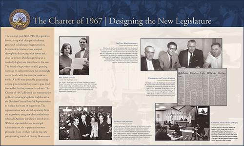 Charter of 1967 - Designing the New Legislature image