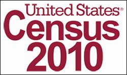 US Census 2010 graphic