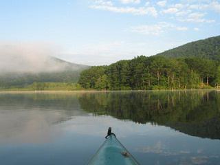 Kayak Lake