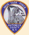 Dutchess County Sheriffs Office Drug Task Force Emblem