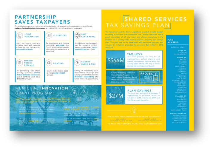 Shared Services Brochure Cover
