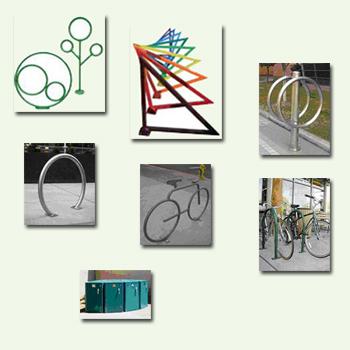 Bicycle Rack Designs
