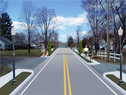 Fishkill Traffic Analysis Recommendation for Rapalje Rd