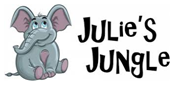 Julie's Jungle logo