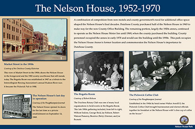 Nelson House Park - panel 3 of 3.  Click to download a high quality pdf of the panel
