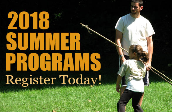 2018 Summer Programs - Register Today!