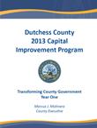 2013 Capital Improvements Program Cover