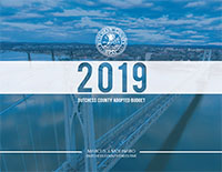 2019 Dutchess County Executive Budget Report