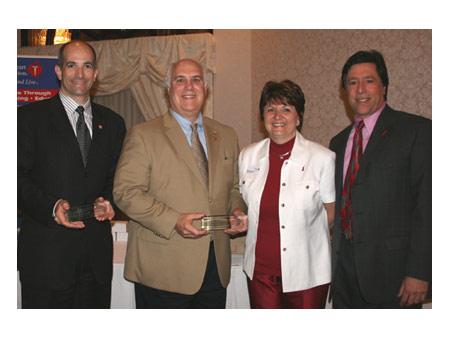 American Heart Association Honorees - photo 1