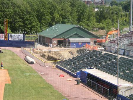 Improvements underway at Dutchess Stadium - photo 1