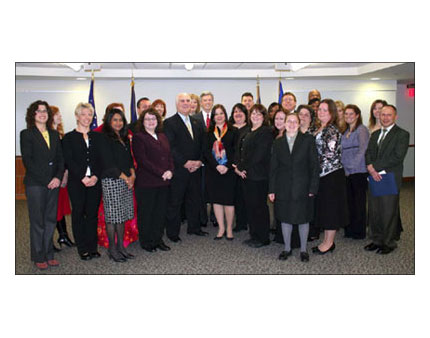 2008 Management Development Leadership Graduates - photo 1