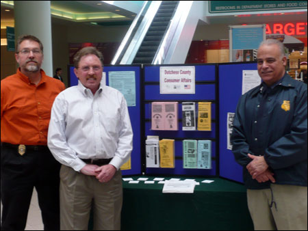 National Consumer Protection Week Event at the Poughkeepsie Galleria - photo 1