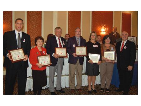 Recipients of HEART Safe Community Designation 2009 - photo 1