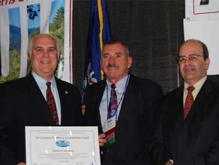 County Executive Honored with NY Connects Excellence in Leadership Award - photo 1