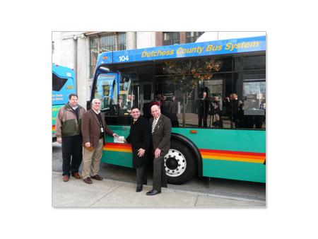 New LOOP Hybrid Buses - photo 1