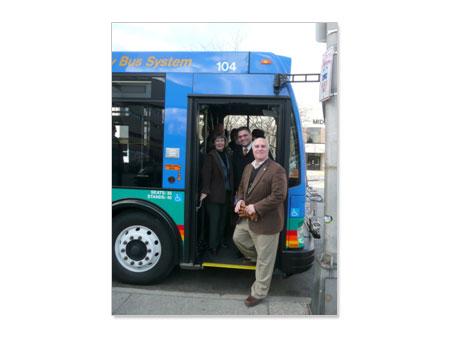 New LOOP Hybrid Buses - photo 2