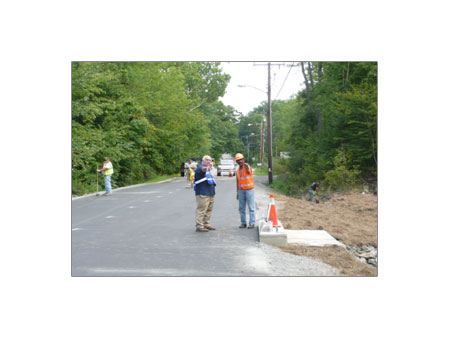 Old Hopewell Road Culvert Project - photo 1