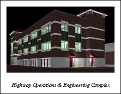 Highway Operations & Engineering Complex Image