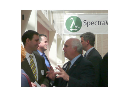 SpectraWatt Grand Opening - photo 1