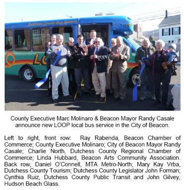 Beacon Local Bus Service Image
