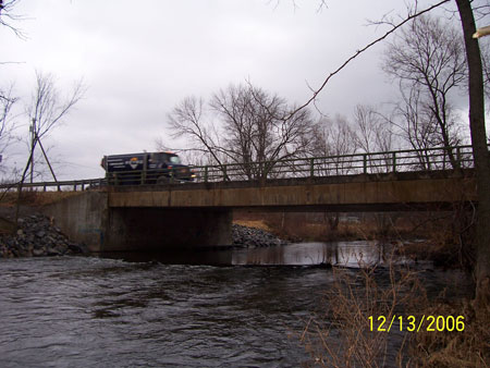 Emergency Bridge Repair Completed  - Photographs - photo 2