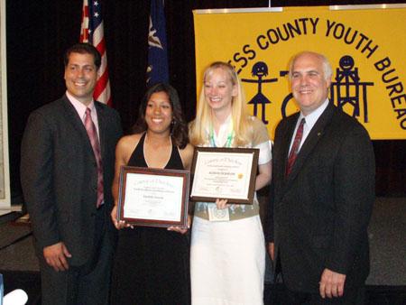 County Executive Celebrates Youth Achievement Awards Photographs - photo 2