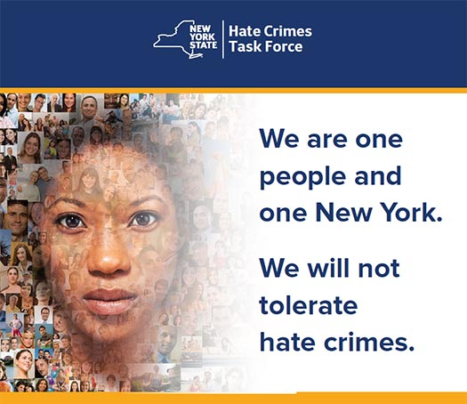 Hate Crimes Information Card